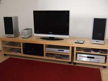 meine stereoanlage hifi gebraucht kaufen und verkaufen. Black Bedroom Furniture Sets. Home Design Ideas
