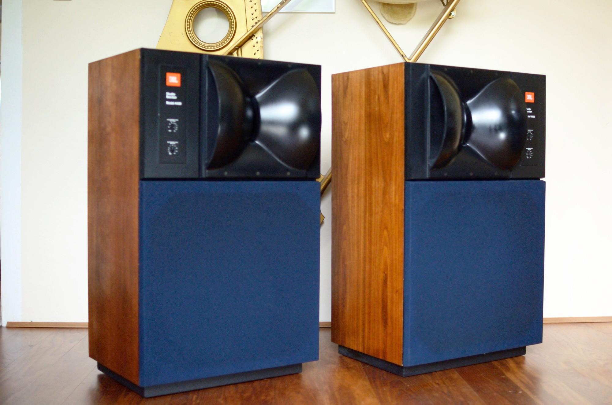 jbl 4430 studio monitor gebraucht hifi gebraucht kaufen. Black Bedroom Furniture Sets. Home Design Ideas