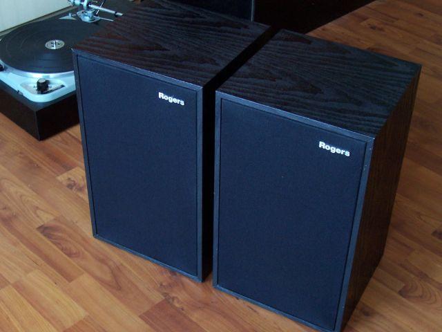 rogers ls 4a gebraucht hifi gebraucht kaufen und. Black Bedroom Furniture Sets. Home Design Ideas