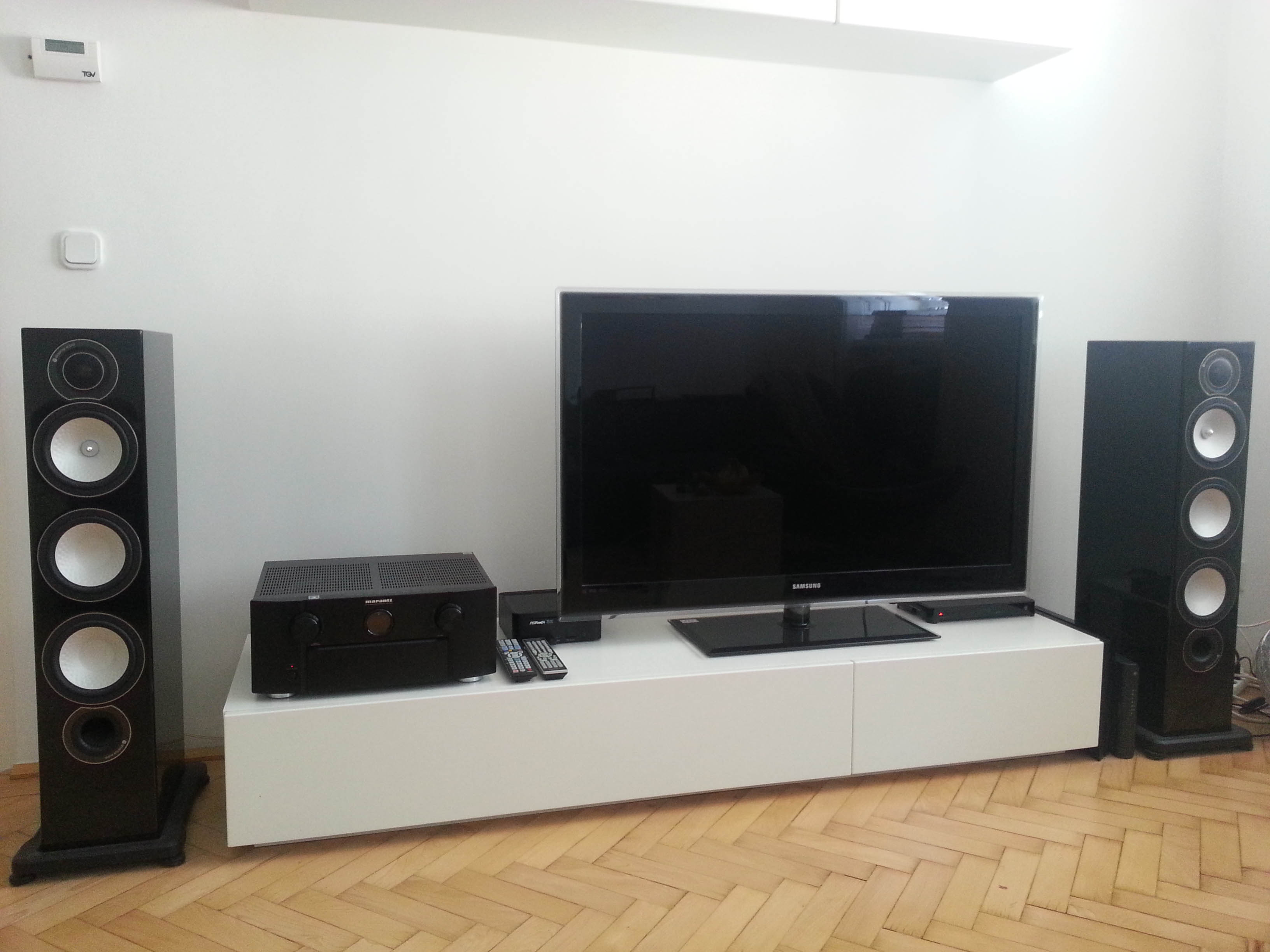monitor audio monitor audio 5 1 lautsprecher set mit. Black Bedroom Furniture Sets. Home Design Ideas