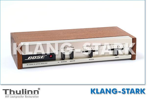 Bose 901 Series v Serie iv Bose 901 Serie Iii