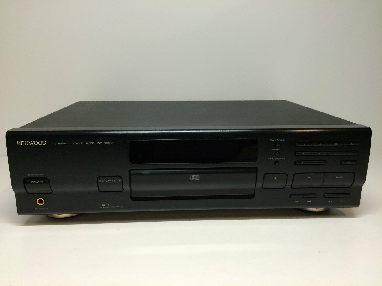 kenwood dp 5050 high end cd player gebraucht hifi