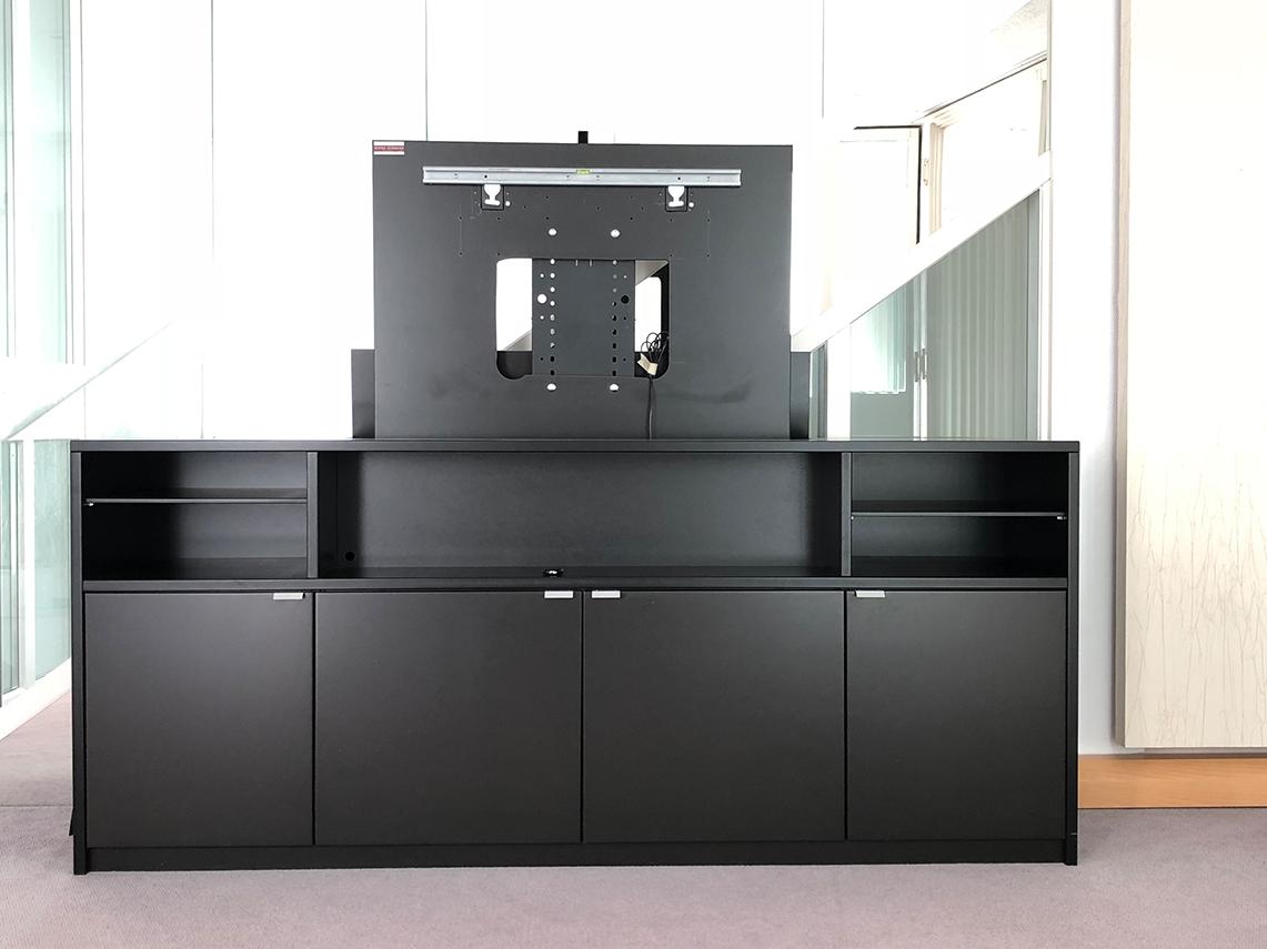 Andere TV-Wohnmöbel mit elektrischen TV-Lift Gebraucht   Hifi ...