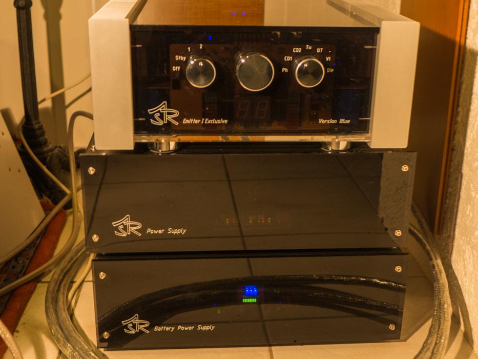 asr audio systeme emitter 1 exclusive version blue akku gebraucht hifi gebraucht kaufen und. Black Bedroom Furniture Sets. Home Design Ideas