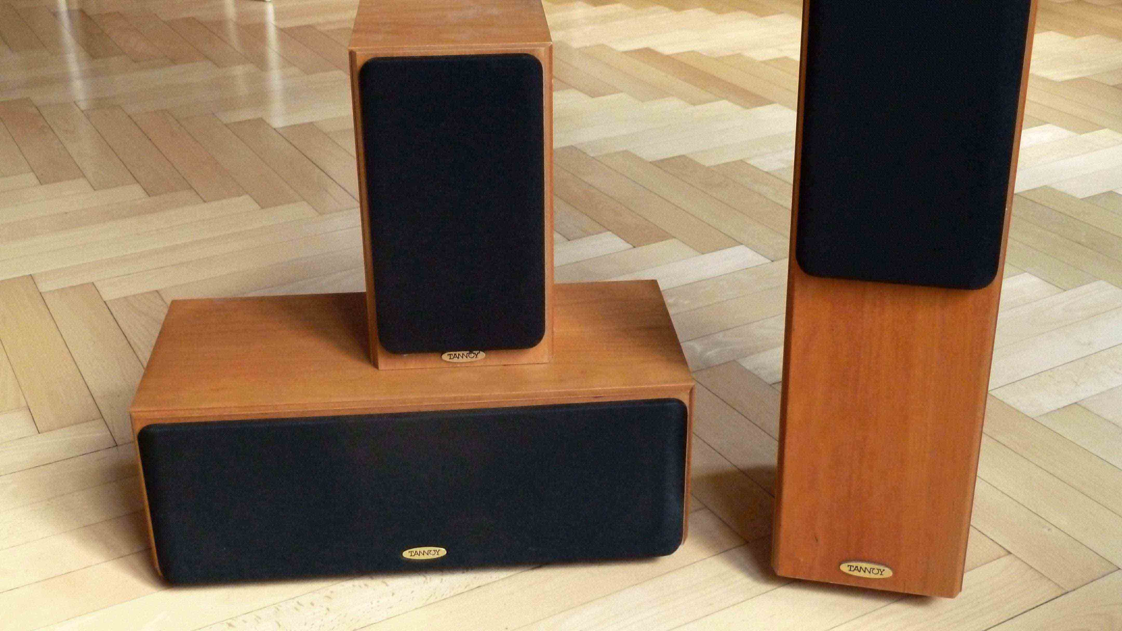 Tannoy revolution serie 5 teilig second hand hifi for Second hand karlsruhe
