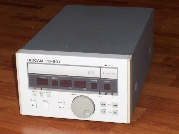 tascam cd 601 gebraucht hifi gebraucht kaufen und. Black Bedroom Furniture Sets. Home Design Ideas