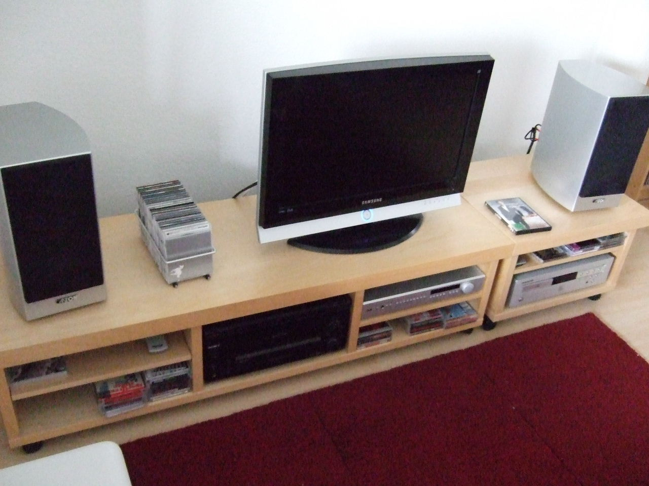 meine stereoanlage hifi gebraucht kaufen und verkaufen hifi anlagen f r unicef auf. Black Bedroom Furniture Sets. Home Design Ideas