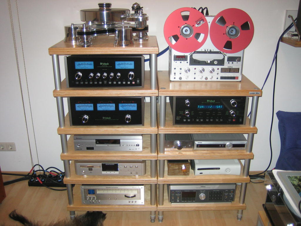 B w an mcintosh und marantz hifi gebraucht kaufen und verkaufen hifi anlagen f r unicef - Audio anlage wohnzimmer ...