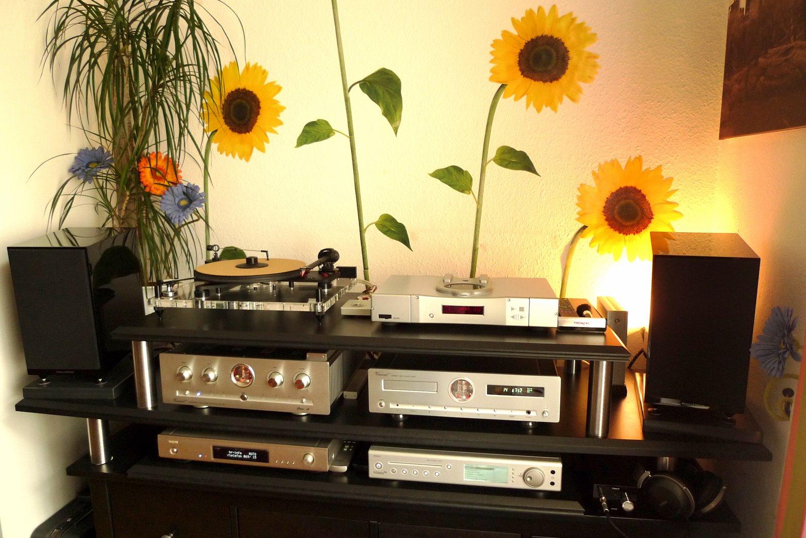 Arbeitszimmer hifi gebraucht kaufen und verkaufen hifi anlagen f r unicef auf - Audio anlage wohnzimmer ...